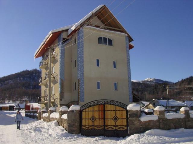 სასტუმრო ვილა ჯორჯია